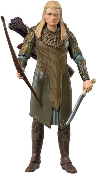 "Bridge Direct The Hobbit Legolas Greenleaf An Unexpected Journey 3.75"" Figure"