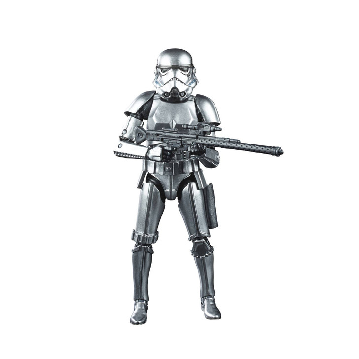 Hasbro Star Wars Stormtrooper Carbonized 6in action figure