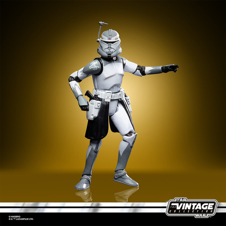 Hasbro Star Wars Vintage Collection Clone Commander Wolffe 3.75in action figure