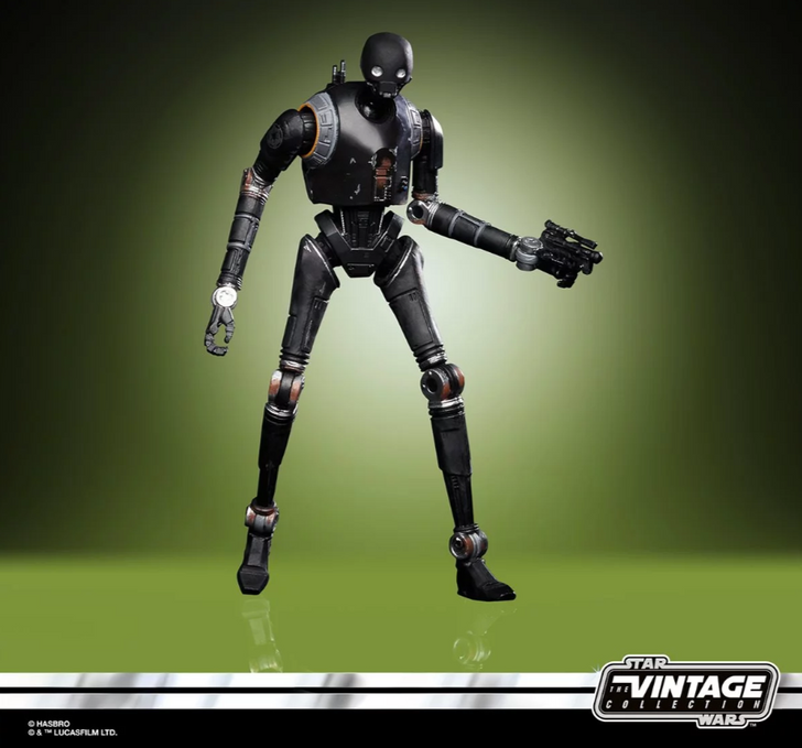 Hasbro Star Wars Vintage Collection K-2SO 3.75in action figure