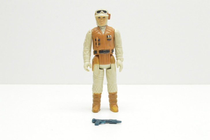 Kenner 1981 Star Wars Hoth Rebel Soldier action figure LC