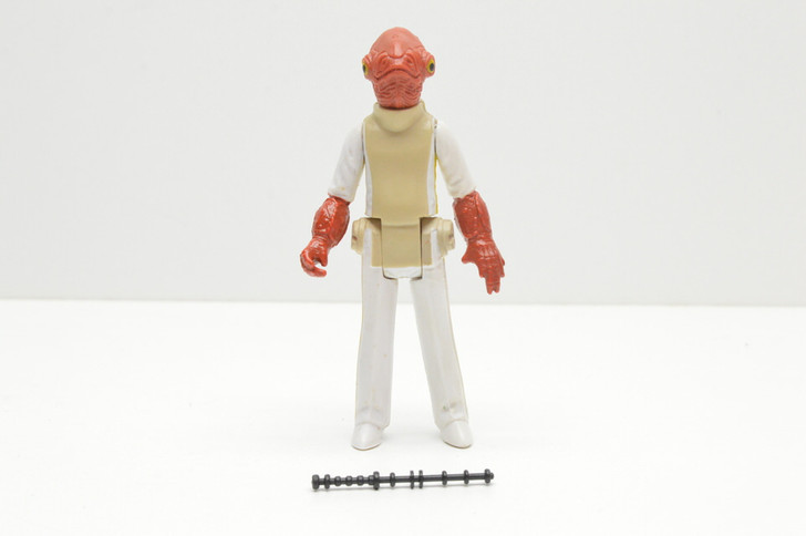 Kenner 1983 Star Wars Admiral Ackbar action figure LC