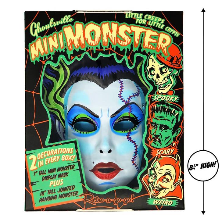 Retro-A-Go-Go Mad Bride Mini Monster