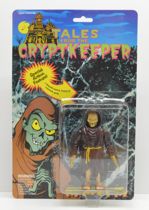 Ace Novelty Tales from the Cryptkeeper Cryptkeeper in robes action figure