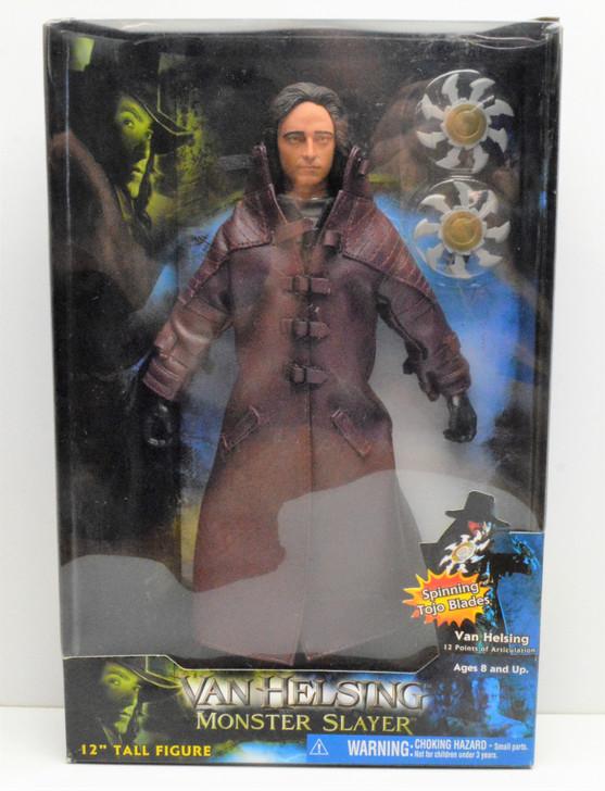 """Jakks (2004) Van Helsing 12"""" action figure"""