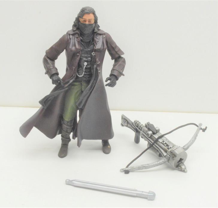 Jakks (2004) Van Helsing with Crossbow action figure