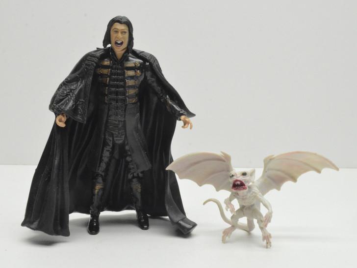 Jakks (2004) Van Helsing Dracula (Biting Action) action figure
