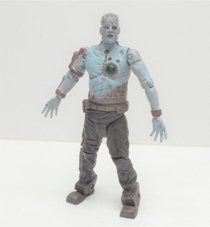 Jakks (2004) Van Helsing Frankenstein's Monster (Ice Block) action figure
