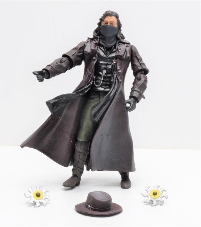 Jakks (2004) Van Helsing (Spinning Blades) action figure