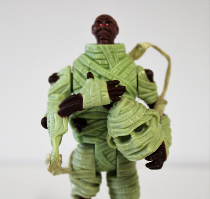 Kenner (1986) Ghostbusters The Mummy Monster action figure (no package)