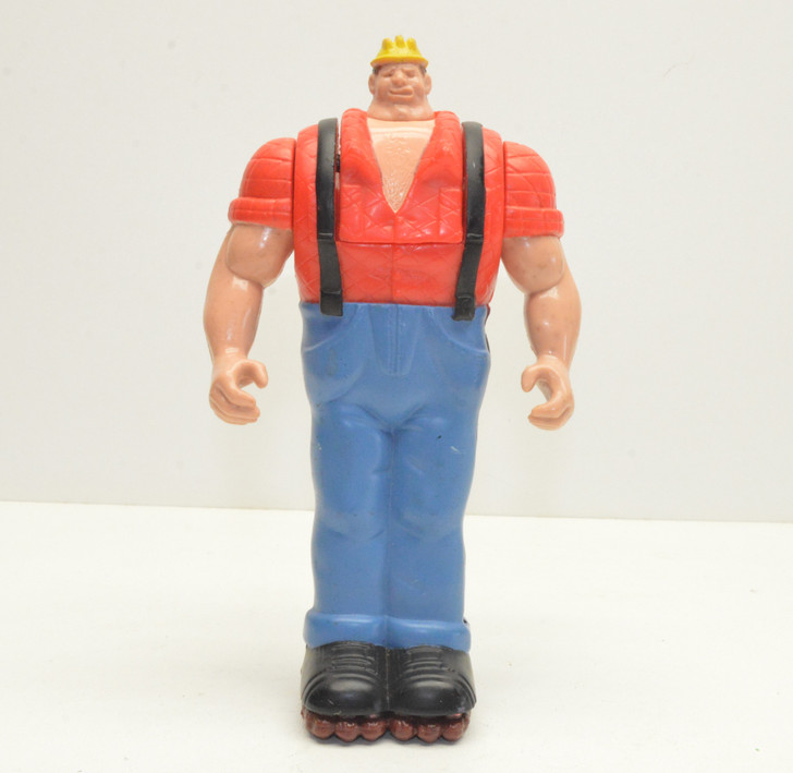 Kenner (1986) Ghostbusters Hard Hat Horror Ghost action figure