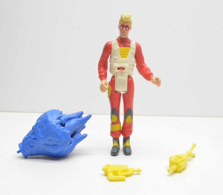 Kenner (1986) Ghostbusters Egon Spengler Screaming Heroes action figure