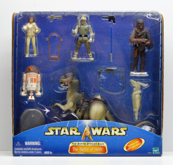 Hasbro Star Wars The Battle of Hoth Action Figure 4 pack