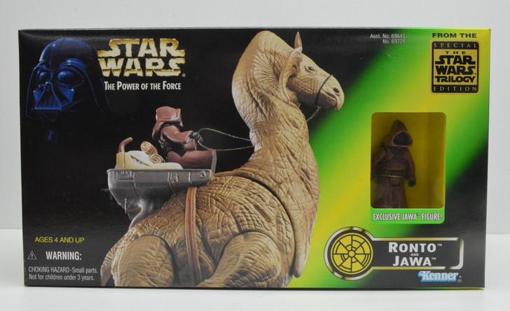 Hasbro Star Wars Ronto and Jawa Action Figure