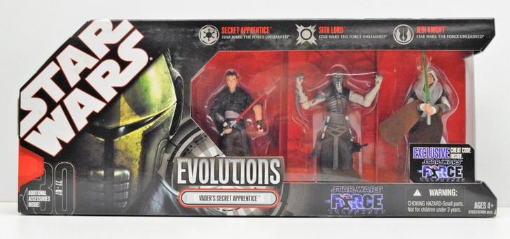 Hasbro Star Wars Evolutions Vader's Secret Apprentice
