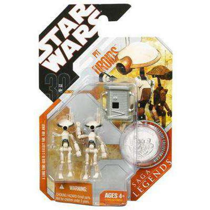 Hasbro Star Wars Pit Droids Action Figure