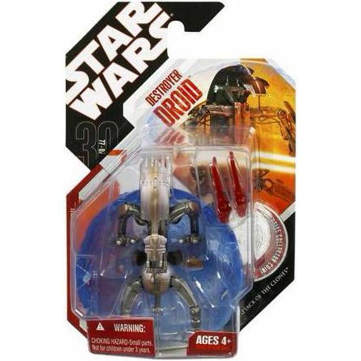 Hasbro Star Wars Destroyer Droid Action Figure