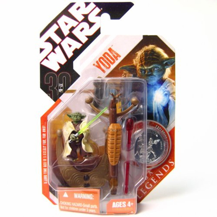 Hasbro Star Wars Yoda Action Figure