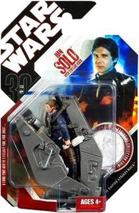 Hasbro Star Wars Han Solo with Torture Rack Action Figure