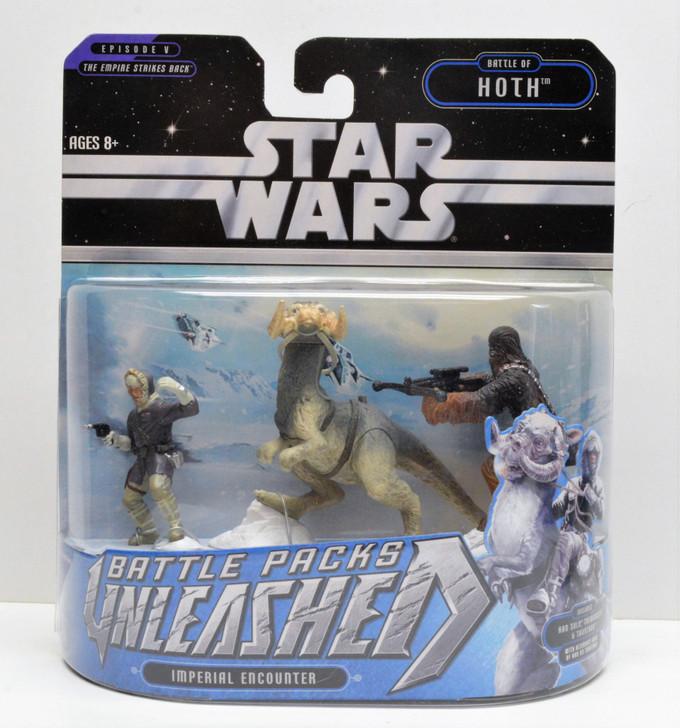 Hasbro Star Wars Unleashed Battle Packs Imperial Encounter
