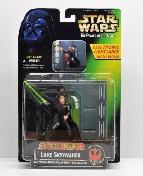 Kenner Star Wars Electronic Luke Skywalker Power F/X Figure