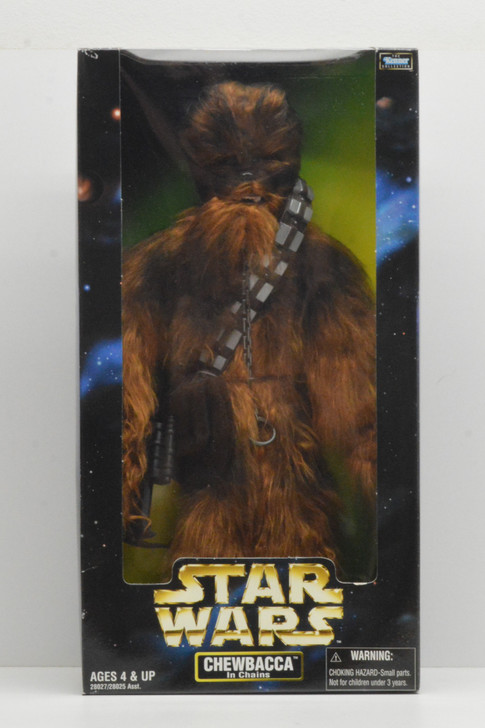 Kenner Star Wars Action Collection Chewbacca 12in Action Figure