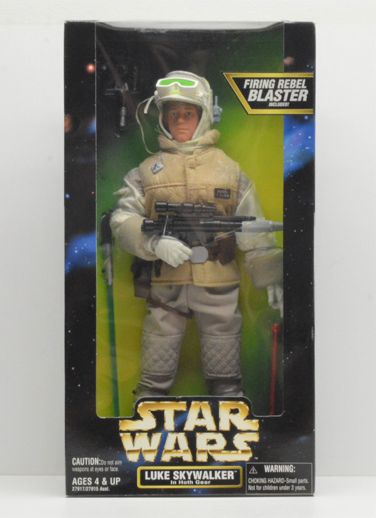 Kenner Star Wars Action Collection Luke Hoth Gear 12in Action Figure