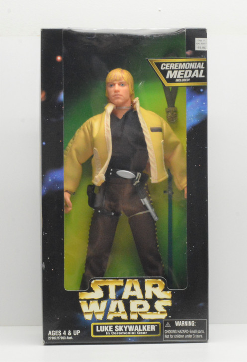 Kenner Star Wars Action Collection Luke Ceremonial Gear 12in Action Figure