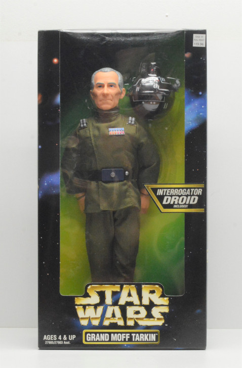 Kenner Star Wars Action Collection Grand Moff Tarkin 12in Action Figure
