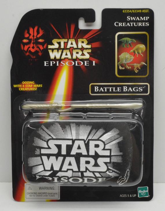 Hasbro Star Wars Episode I Battle Bags Swamp Creatures