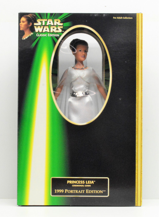 "Kenner Star Wars Action Collection Princess Leia Ceremonial Gown 12"" Figure"