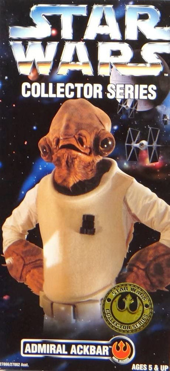 Kenner Star Wars Action Collection Admiral Ackbar 12in Action Figure