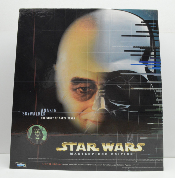 Hasbro Star Wars Action Collection Anakin Skywalker the Story of Darth Vader Masterpiece Edition
