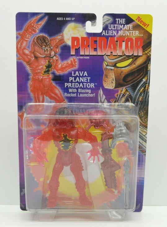 Kenner Predator Lava Planet Predator Action Figure