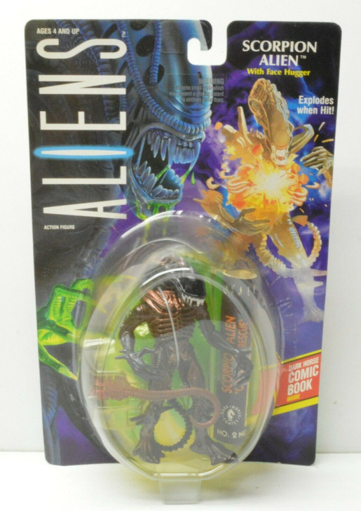 Kenner ALIENS Scorpion Alien  Action Figure