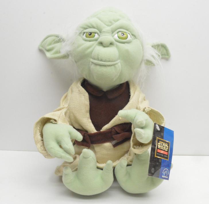 """Applause Star Wars Yoda 15"""" plush"""
