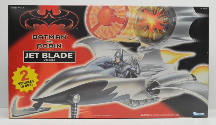 Kenner Batman and Robin Jet Blade Vehicle