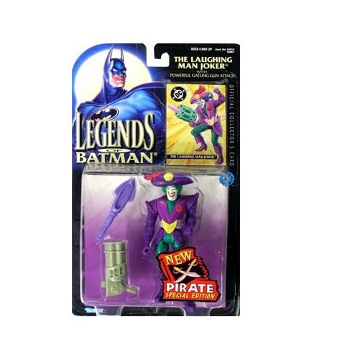 Kenner Legends of Batman Laughing Man Joker Action Figure