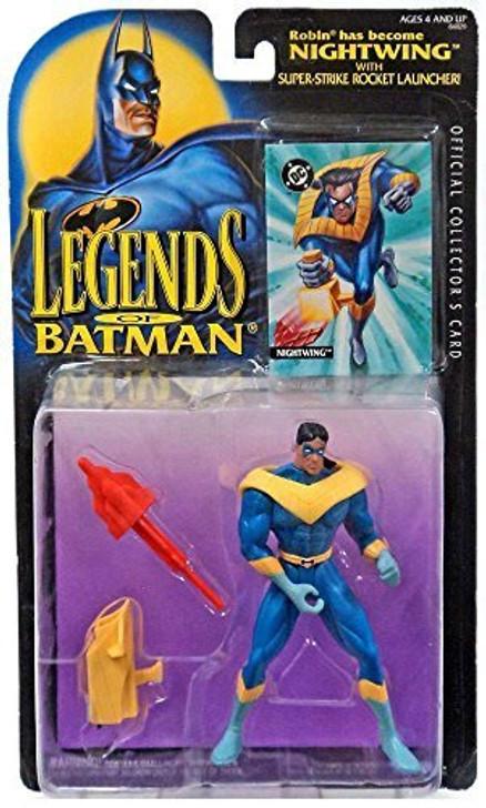 Kenner Legends of Batman Nightwing Action Figure