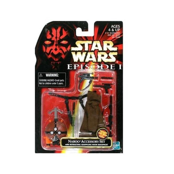 Hasbro Star Wars Episode I Naboo Accessory Set