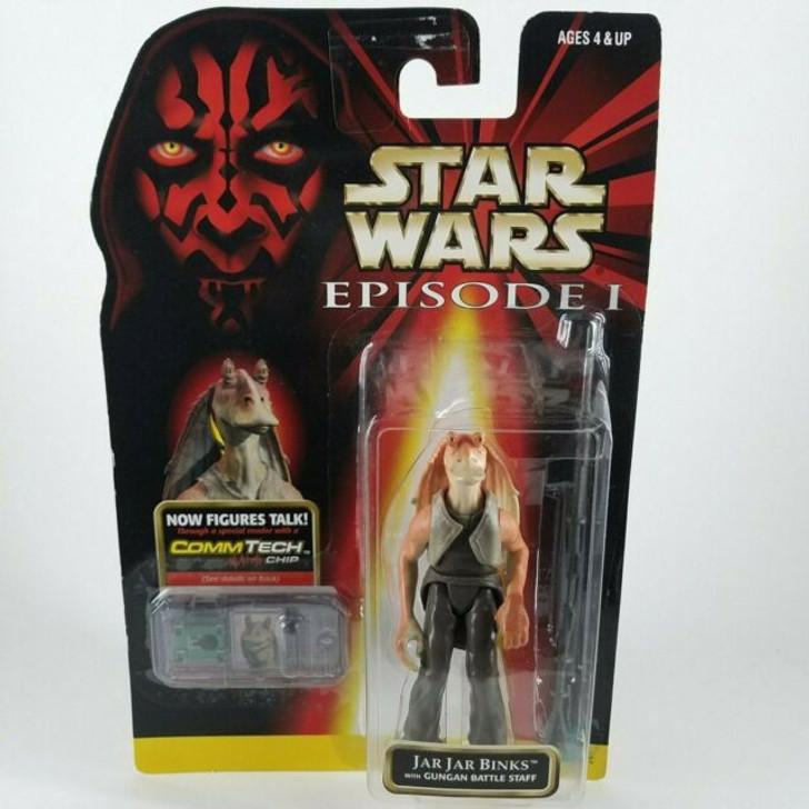 Hasbro Star Wars Episode I Jar Jar Binks Action Figure