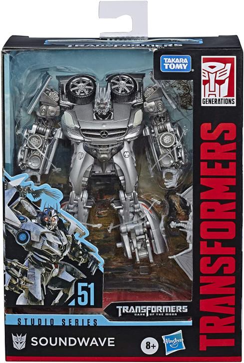 Hasbro Transformers Studio Series Soundwave #51