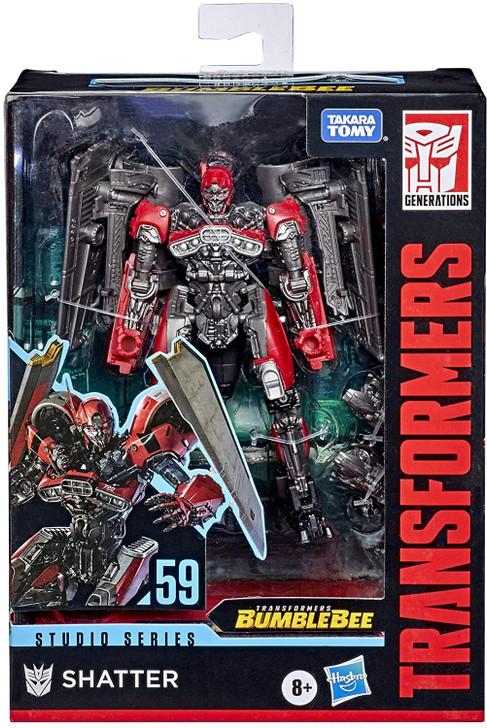 Hasbro Transformers Studio Series Shatter #59