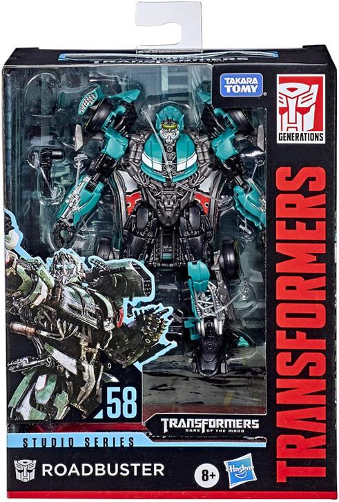 Hasbro Transformers Studio Series Roadbuster #58