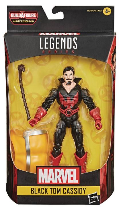 Hasbro Marvel Legends Black Tom