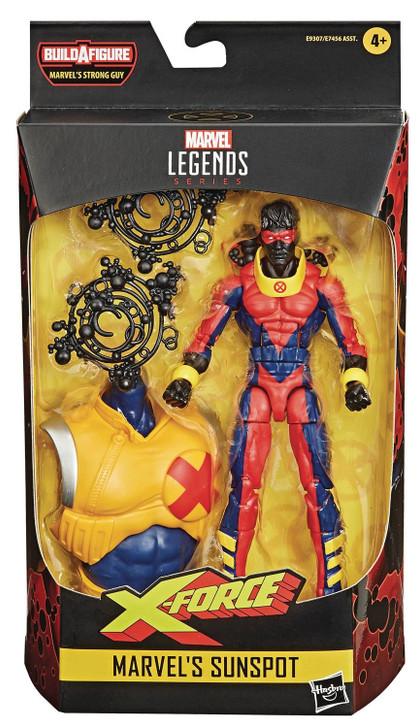 Hasbro Marvel Legends Sunspot