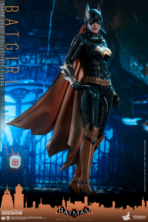 Hot Toys Video Game Masterpiece Series - Batman: Arkham Knight Batgirl Sixth Scale Figure