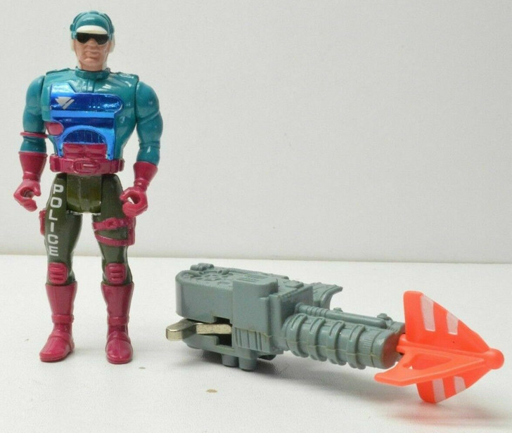 Kenner Robocop and the Ultra Police Torpedo Thompson Action Figure