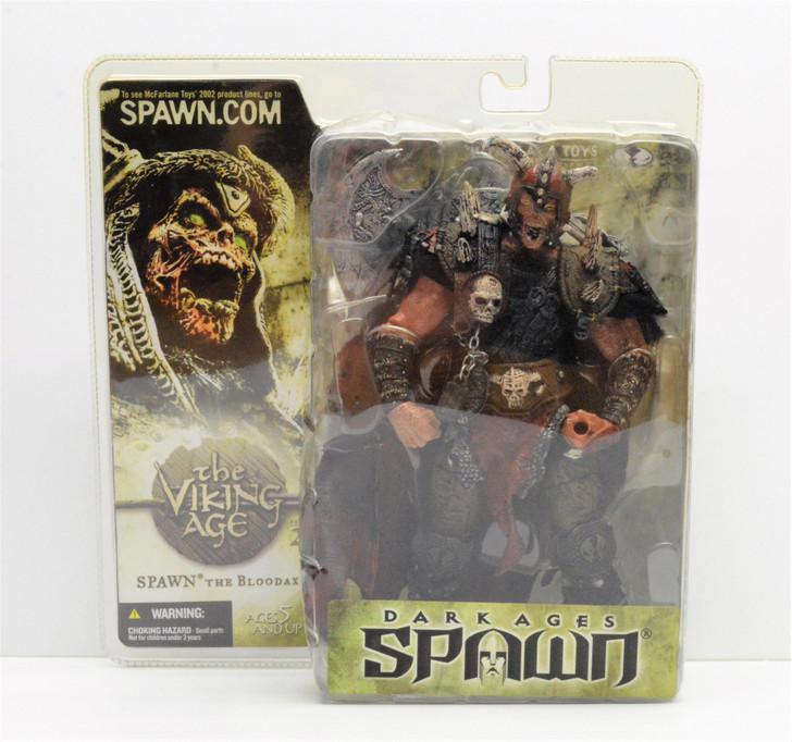 McFarlane Spawn Series 22 Dark Ages Spawn the Bloodaxe