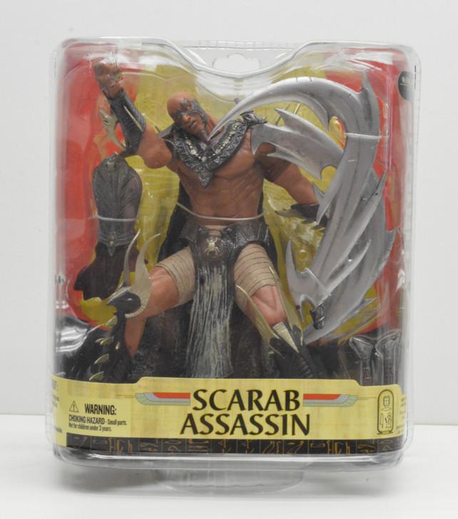 McFarlane Spawn Age of Pharaohs Scarab Assassin
